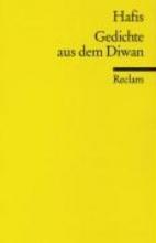 Hafis Gedichte aus dem Diwan