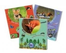 Oftring, Bärbel Natur-Mitmachbücher für Kinder Paket