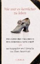 Pleschinski, Hans Nie war es herrlicher zu leben