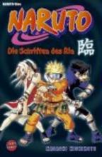 Kishimoto, Masashi Naruto. Die Schriften des Rin