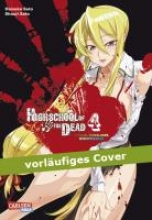 Sato, Daisuke Highschool of the Dead Full Color Edition 04