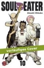 Ohkubo, Atsushi Soul Eater 10