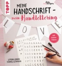 dots and stripes dots and stripes: Meine Handschrift - Mein Handlettering