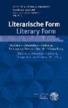 Literarische Form Literary Form