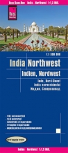 , Reise Know-How Landkarte Indien, Nordwest 1 : 1.300.000