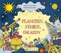 Herrmann, Dieter B. Planeten, Sterne, Galaxien