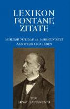 Lautenbach, Ernst Lexikon Fontane Zitate