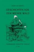 Horváth, Ödön von Geschichten aus dem Wiener Wald