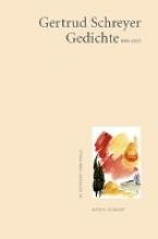 Schreyer, Gertrud Gedichte 1996-2005