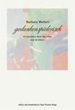 Wolfart, Barbara Gedankenspielerisch