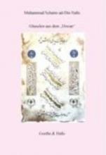 Hafis, Muhammad Schams ad-Din Ghaselen aus dem Diwan