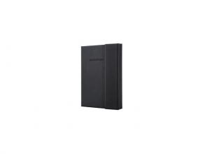 , notitieboek Sigel Conceptum Pure hardcover met              magneetsluiting A6 zwart