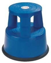 , Opstapkruk Desq 42cm kunststof blauw