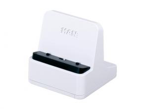 , Smartphone standaard HAN Smart Line 72x72x74mm wit