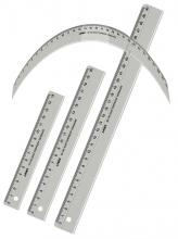 , Liniaal LINEX onbreekbaar 15cm