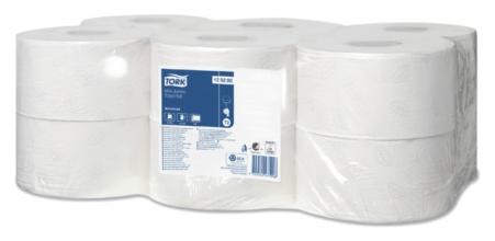 , Toiletpapier Tork T2 120280 Advanced 2laags 170m-850vel 12rollen
