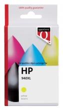 , Inktcartridge Quantore HP C4909AE 940XL geel