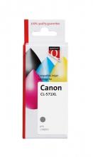 , Inktcartridge Quantore Canon CLI-571XL grijs