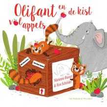 Ron Schröder Marianne Busser, Olifant en de kist vol appels