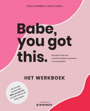 Rosa Dammers Emilie Sobels, Babe, you got this. Het werkboek
