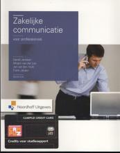 Frank Jansen Daniel Janssen  Mirjam van der Loo  Jan van den Hurk, Zakelijke communicatie voor professionals