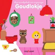 Marion Billet , Mijn sprookjesboek met vingerpopjes: Goudlokje
