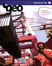 J.H.  Bulthuis De Geo Wereld globalisering vwo tweede fase Studieboek