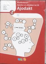 TR2 tekstproducties Ajodakt Hoofdrekenen Optellen en aftrekken tot 20 5ex Gr 3 Werkboek