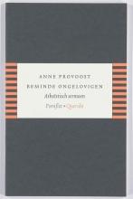 Anne Provoost , Beminde ongelovigen