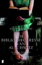 Antonio  Iturbe De bibliothecaresse van Auschwitz