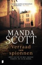 Manda Scott , Verraad van spionnen