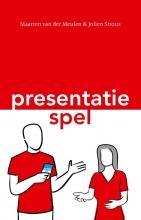 Jolien Strous Maarten van der Meulen, Presentatiespel