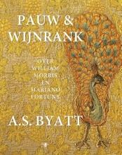 A.S.  Byatt Pauw en Wijnrank