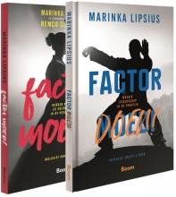 Marinka  Lipsius Pakket Factor MOED en Factor DOEN