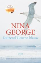 Nina  George Duizend kleuren blauw