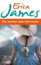 Erica  James De zomer aan het meer - midprice