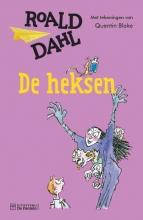 Roald  Dahl De heksen (kinderboekenweek 2016)