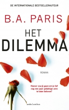 B.A.  Paris Het dilemma