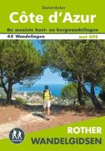 Daniel  Anker Rother wandelgids Côte d`Azur