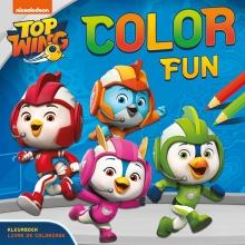 , Top Wing Color Fun