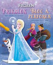 , Disney Prikblok Frozen Disney Bloc à perforer Frozen