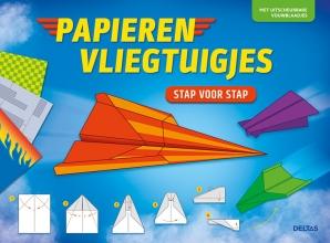 ZNU , Papieren vliegtuigjes - stap voor stap