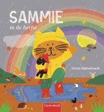 Anita  Bijsterbosch Sammie in de herfst