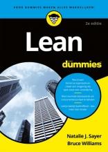 Bruce  Williams Lean voor Dummies, 2e editie