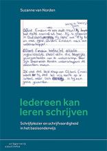 Suzanne van Norden , Iedereen kan leren schrijven