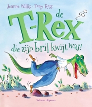 Jeanne  Willis De T-Rex die zijn bril kwijt was