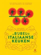 Maud  Moody, Leonardo  Pacenti, Nina  Bogaerts De bijbel van de Italiaanse keuken
