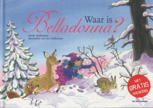 Mieke  Hallemans Waar is Belladonna?
