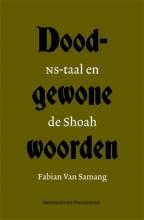 Samang, Fabian Van  Doodgewone woorden