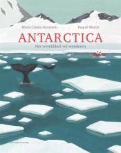 Mario Cuesta Hernando , Antarctica